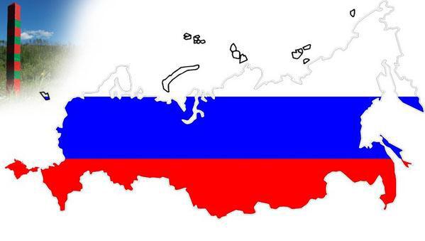 Карта границы Крыма с Россией