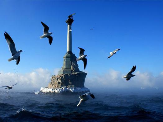 море в Севастополе