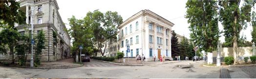 здание Гимназии №1 Севастополя