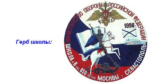 Школа номер 8 Севастополя