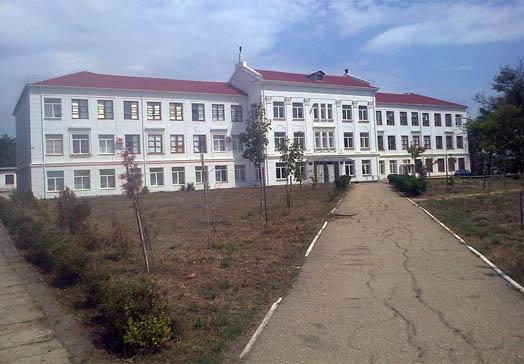 9-ая школа Севастополя
