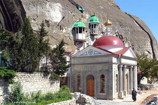 Инкерманский пещерный мужской монастырь