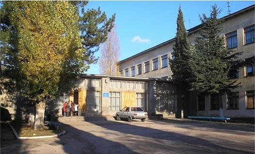 19-ая школа Севастополя