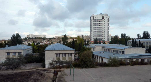 23 школа Севастополя