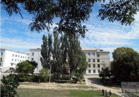 27 школа Севастополь
