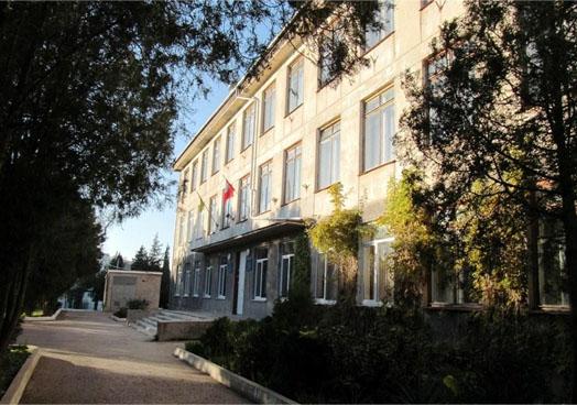вход 33 школа Севастополя