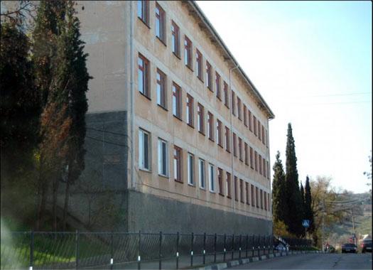 33-ая школа Севастополя