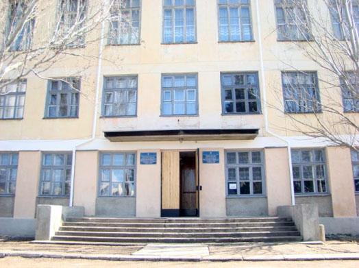 35 школа Севастополя