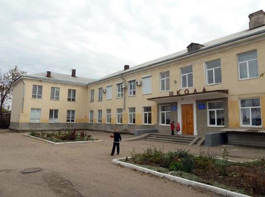 40 школа Севастополя