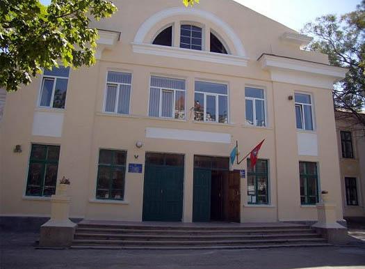 Севастопольская школа 14