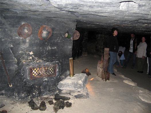 фото - Аджимушкайские каменоломни
