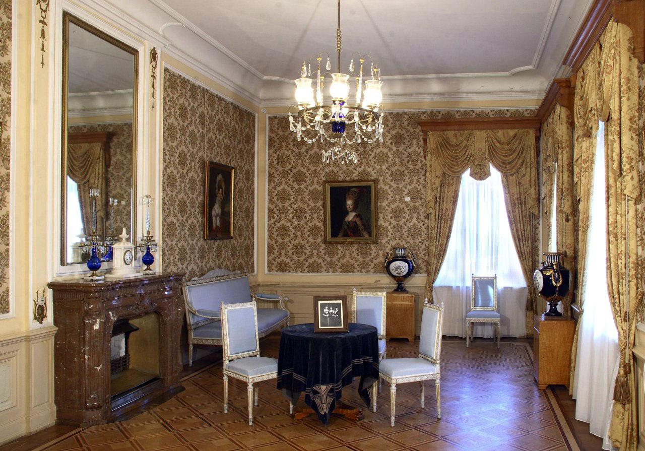 Массандровский дворец отделка