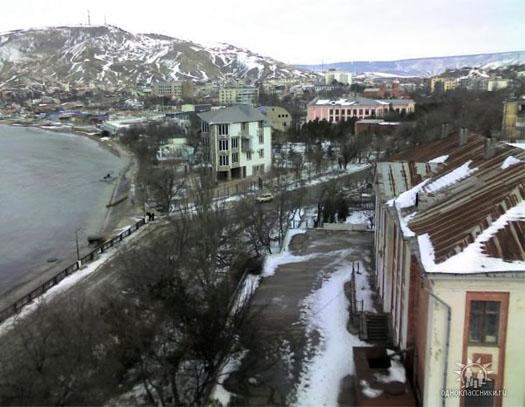 6-ая школа в поселке Орджоникидзе
