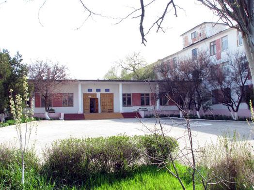 7-ая школа Феодосии