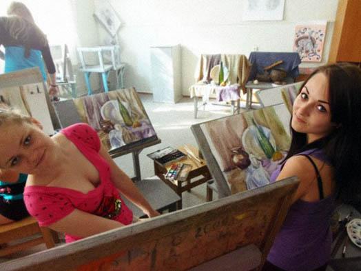 художественная школа в Феодосии