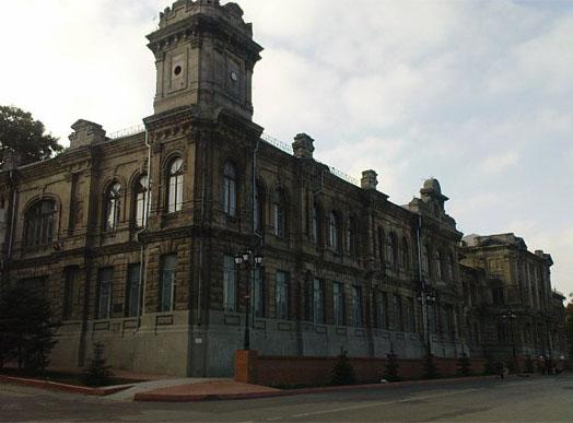 фото здание Гимназии 2 в Керчи