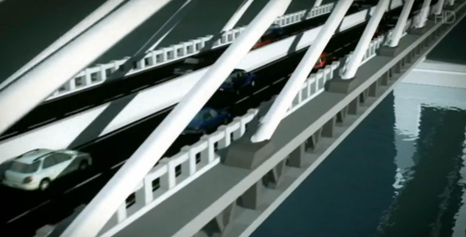 Керченский мост авто