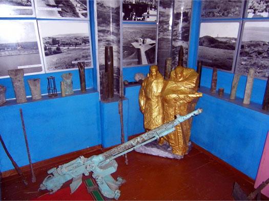 музей в 10-ой школе Керчи