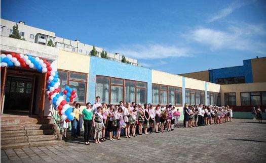 Школа № 24 в Керчи