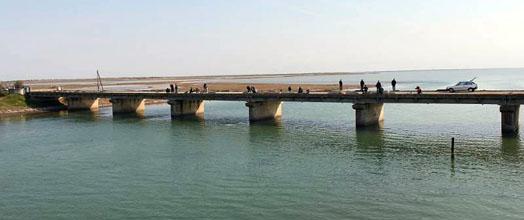 фото - Чонгарский мост