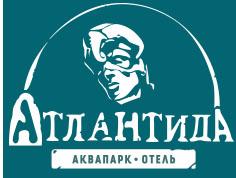 логотип Атландиты в Ялте