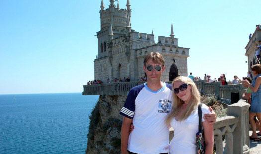 медовый месяц в Крыму