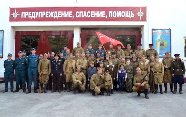 команда МЧС Севастополя