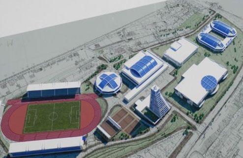 план строительства леденого дворца в Севастополе