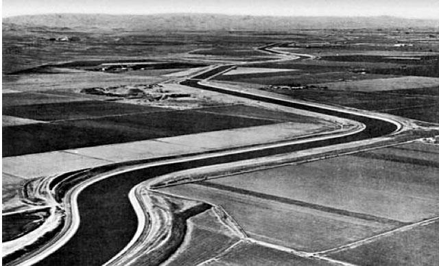 фото из истории строительства Сеевро-Крымского канала