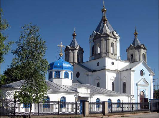 Свято-Покровский кафедральный собор г. Джанкой